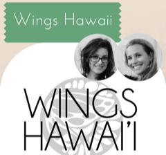kira kira life wings hawaii